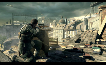 Sniper Elite Wallpaper HD