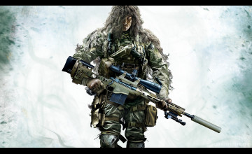 Sniper Photos Wallpaper