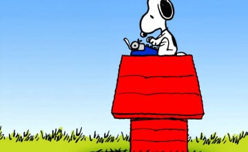 Snoopy Wallpaper Screensavers