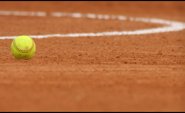Softball Field Wallpaper