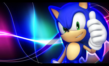 Sonic The Hedgehog Backgrounds