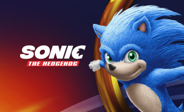 Sonic The Hedgehog Movie 2019 Wallpapers