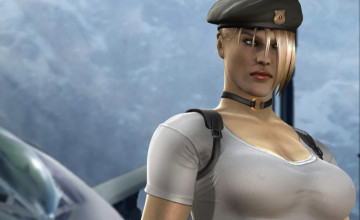 Sonya Blade Wallpaper