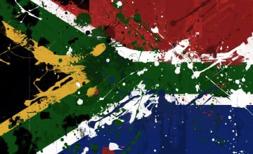 South Africa Flag Wallpapers