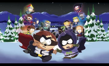 South Park: The Fractured But Whole Wallpapers