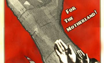 Soviet Propaganda Wallpaper