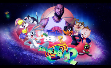 Space Jam 2 Wallpapers