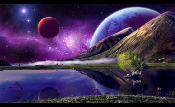 Space Pictures Desktop Wallpaper