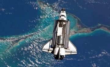 Space Shuttle HD Wallpaper