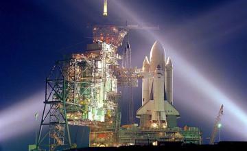 Space Shuttle Wallpaper Widescreen