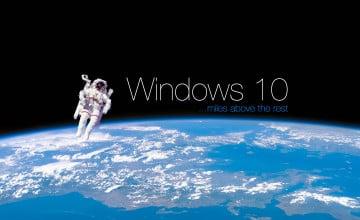 Space Wallpaper Windows 10
