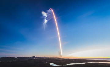 SpaceX Launch Wallpapers