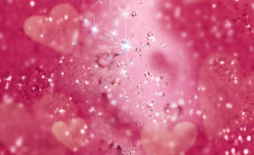 Sparkle Pink Wallpaper