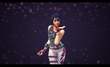 Sparkle Specialist Fortnite Wallpapers