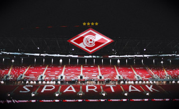 Spartak Moscow Wallpaper