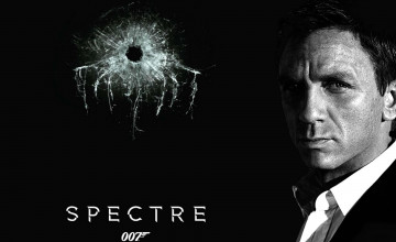 Spectre iPhone Wallpaper
