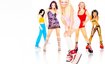 Spice Girls Wallpaper