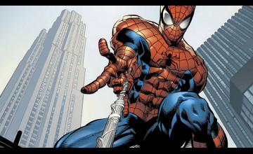 Spider-Man Comic Wallpaper