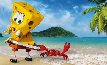 SpongeBob HD Wallpaper