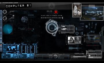 Spy Desktop Wallpaper