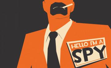Spy Theme Wallpaper