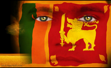 Sri Lanka Flag Wallpapers
