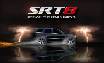 SRT Logo Wallpaper