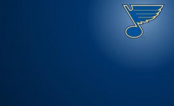St Louis Blues Logo Wallpaper