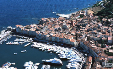 St Tropez Wallpaper