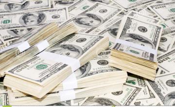 Stacks Of Money Background