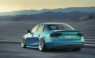 Stanced Car Wallpapers