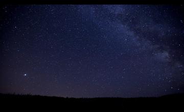 Star Filled Sky Wallpaper