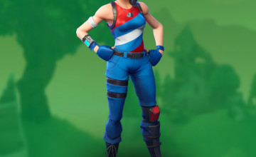 Star Spangled Ranger Fortnite Wallpapers