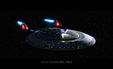 Star Trek Ships Wallpaper