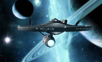 Star Trek Starships Wallpaper