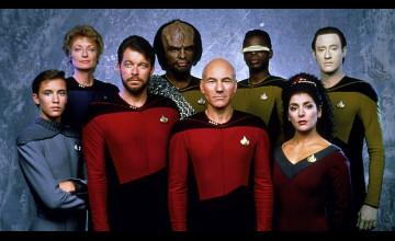 Star Trek The Next Generation Wallpaper