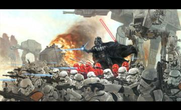 Star Wars Battlefield Wallpaper