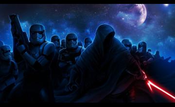 Star Wars Episode 7 Desktop Wallpaper