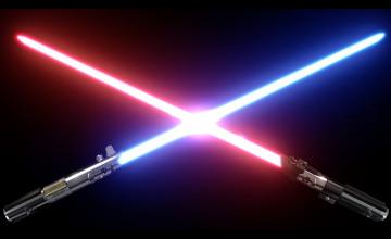Star Wars Lightsaber Wallpaper