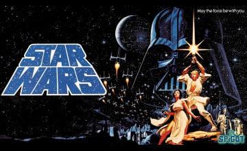 Star Wars Poster Wallpaper