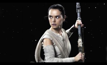 Star Wars Rey Wallpaper HD