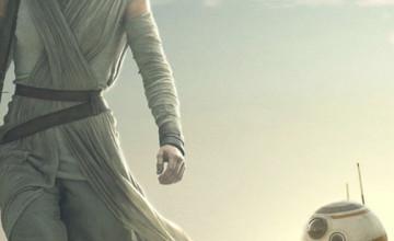 Star Wars Rey Wallpaper