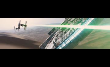 Star Wars Space Background 5760X1080