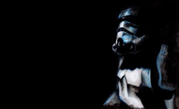 Star Wars Stormtrooper Desktop Wallpaper