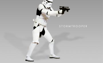 Star Wars Trooper Wallpaper