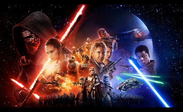 Star Wars Wallpaper Force Awakens