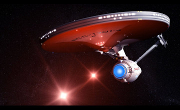 Starship Wallpaper in HD