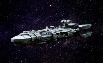 Starship Wallpaper