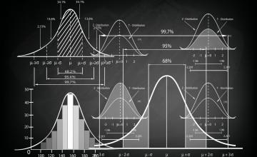 Statistics Wallpaper