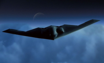 Stealth Bomber Wallpaper